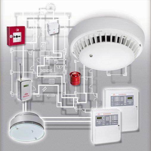 Anti-intrusion & Détection d'incendie