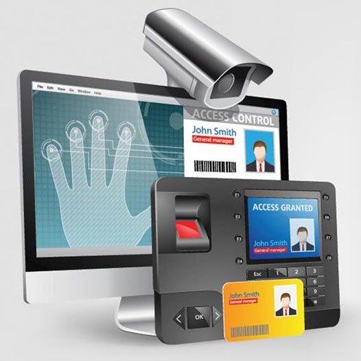 controle d'accès et vidéosurveillance